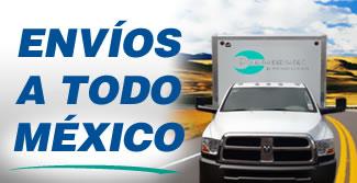 envios a todo México